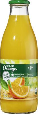 PUR JUS Orange pressé - 5