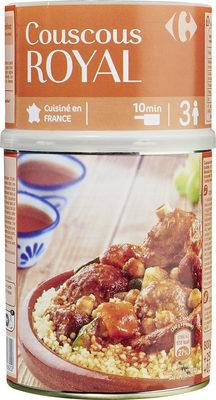 Couscous royal 1050g - Product