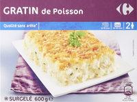 Gratin De Poisson - Produit - fr