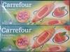 Barquettes abricots par lot de 2 - Product