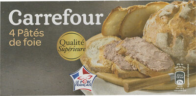 Pâté de foie - Produit - fr