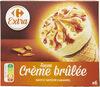 Façon Crème Brûlée - Produit
