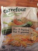 Julienne de légumes - Product - fr
