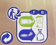 Sirop Thé Pêche - Recyclinginstructies en / of verpakkingsinformatie - fr