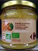 Ananas en morceaux au jus d'ananas Bio Carrefour - Produit