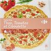 Tarte Fine, Thon Tomates et Ciboulette - Produit