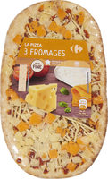 La Pizza 3 Fromages - Product - fr