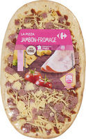 La pizza jambon fromage - Product