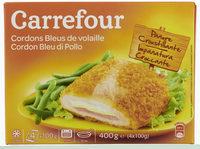 Cordon bleu  de poulet - Product - fr