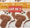 biscuits p'tit dej au pépites de chocolat - Product