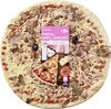 La pizza emmental, jambon, champignons - Product