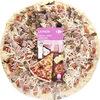 La pizza emmental, jambon, champignons - Produit