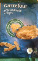 Croustillants goût emmental - Product
