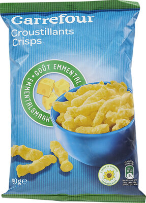 Croustillants goût emmental - Product
