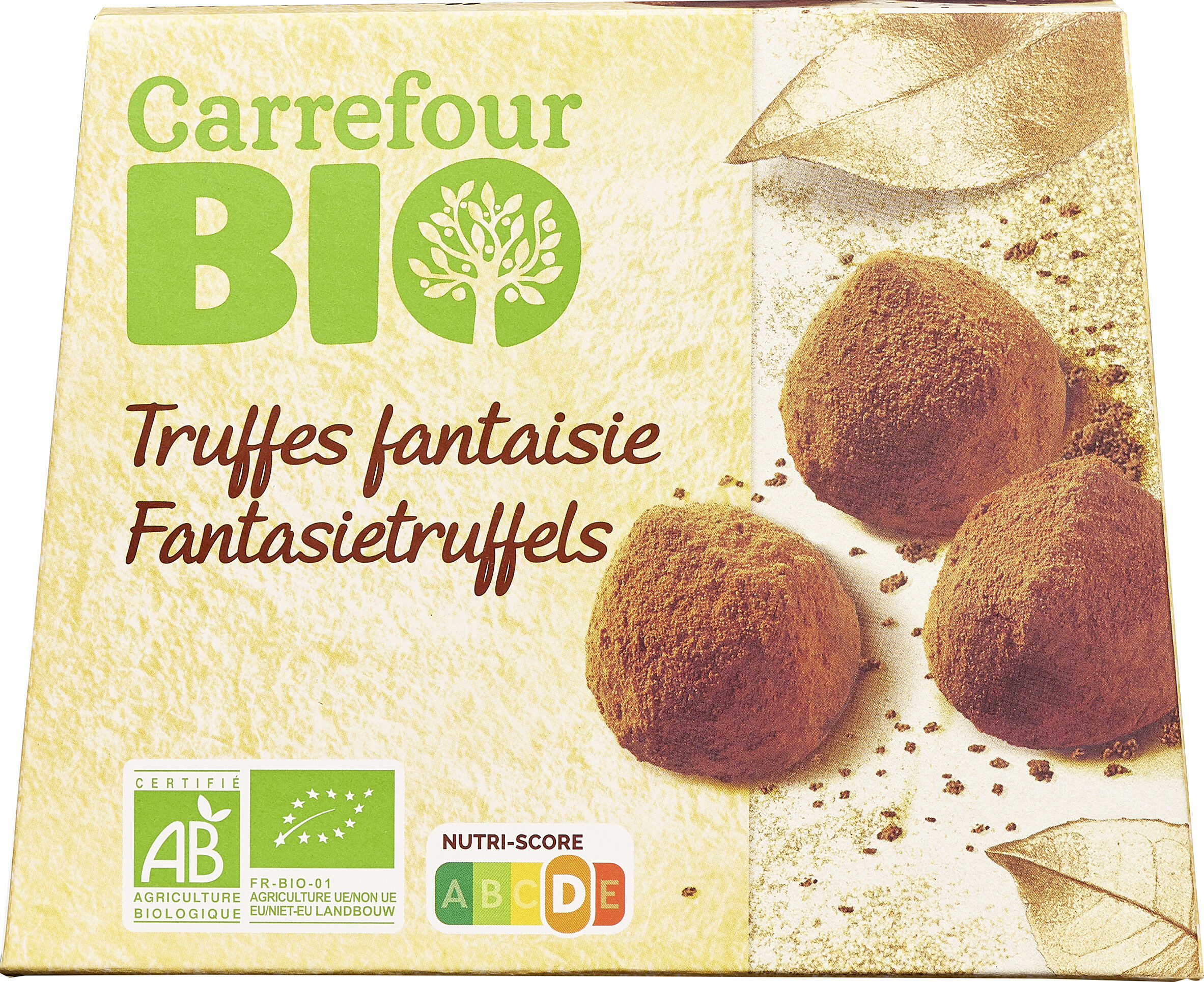 Truffes fantaisie - Product - fr