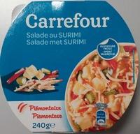 Salade au Surimi (Piémontaise) - Produit - fr