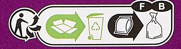Basmati - Istruzioni per il riciclaggio e/o informazioni sull'imballaggio - fr