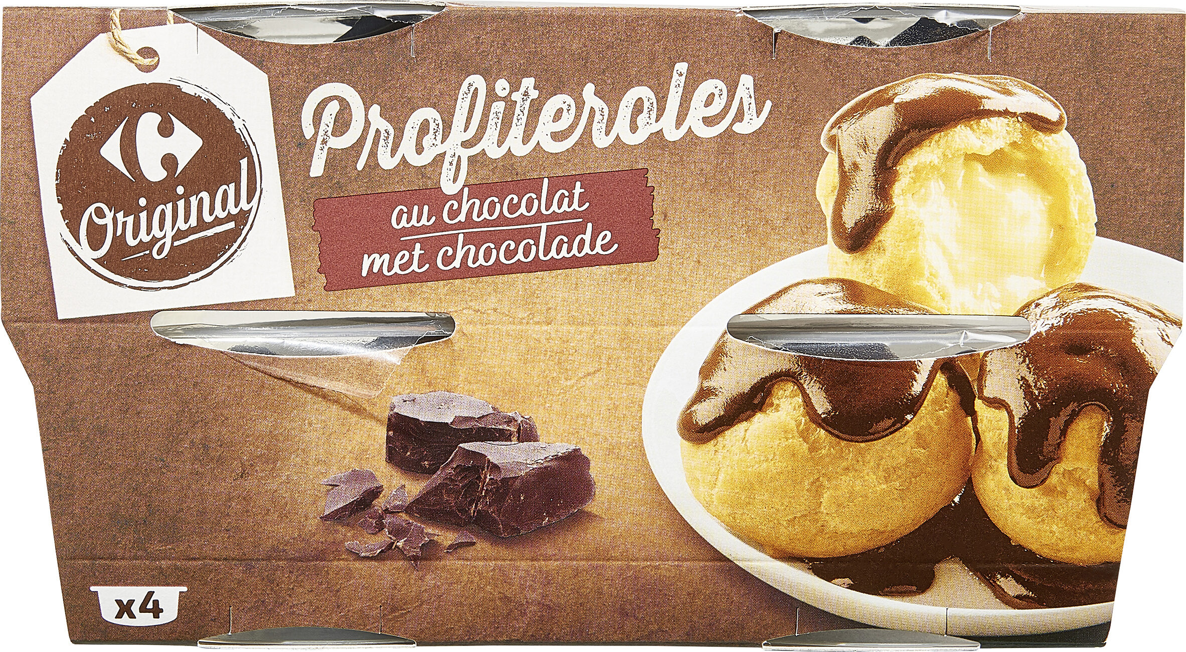 Profiteroles - Prodotto - fr
