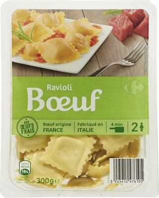 Ravioli Bœuf - Produit