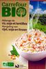 Mélange de riz, soja et lentilles Bio - 250 g - Carrefour - Produit