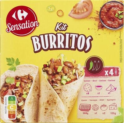 Kit Burritos - Prodotto - fr