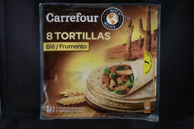 8 Tortillas - Prodotto - fr