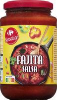 Salsa fajitas - Prodotto - fr