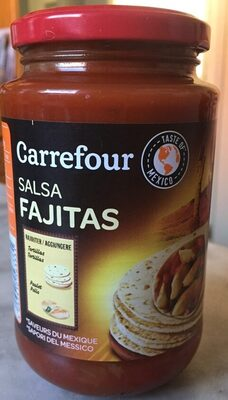 Salsa fajitas - Product
