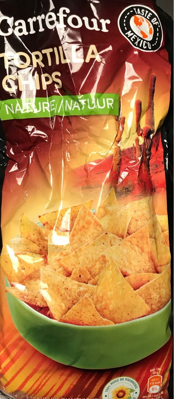 Tortilla chips Nature - Product