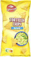 Tortilla chips Nature - Product - fr