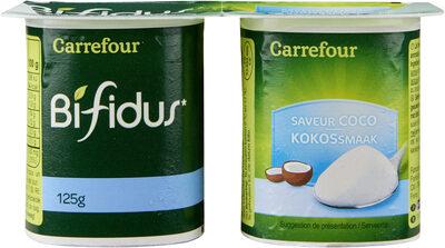 Au Bifidus, Parfum coco - Product - fr