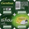 Bifidus saveur Citron (4 pots) - Product