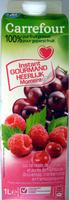 100 % Pur Fruit Pressé, Jus de raisin, de cranberry et purée de framboise - Produit