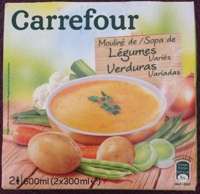 Mouliné aux  8 Légumes - Product