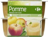 PommeDessert de fruits - Produkt