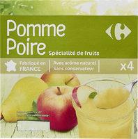 Pomme Poire Spécialité de fruits - Produkt
