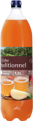 Cidre traditionnel - Product