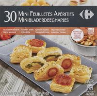 30 Mini feuilletés apéritifs - Product