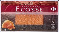 Saumon fumé ECOSSE - Product - fr