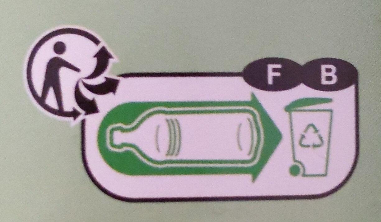 Huile de Colza - Istruzioni per il riciclaggio e/o informazioni sull'imballaggio - fr