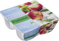 Pomme Sans sucres ajoutés - Produit - fr