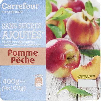 Sans sucres ajoutés**Contient des sucres naturellement présents - Produit