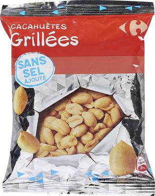 Cacahuètes grillées - Product