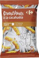 Croustillants à la Cacahuète - Produit - fr