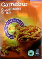 Croustillants à la Cacahuète - Product - fr