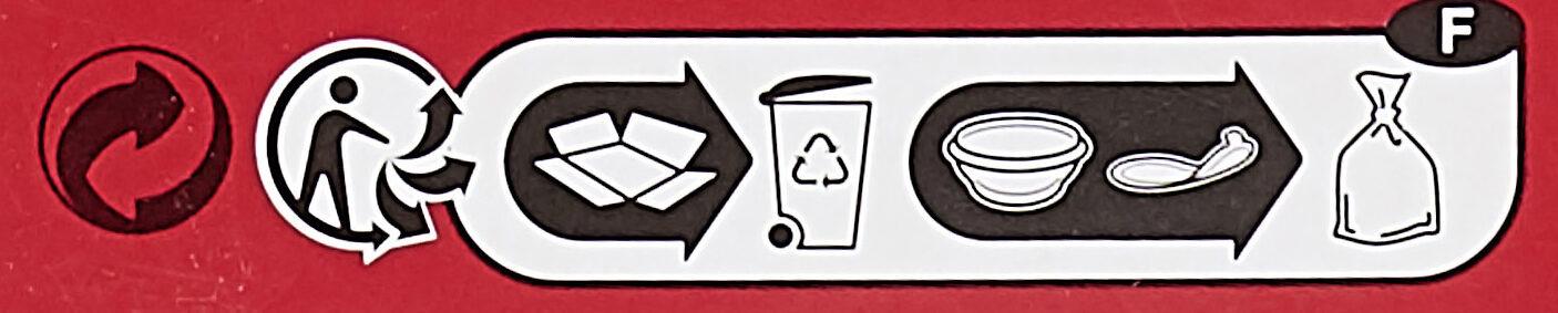 Saucisses Cocktail rondes - Instruction de recyclage et/ou informations d'emballage - fr