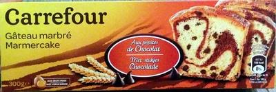 Gateau Marbré aux Pépites de Chocolat - Product - fr