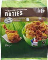 Grignottes de poulet Roties - Product - fr