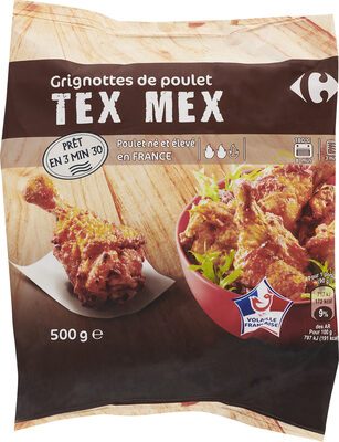 Grignottes de poulet Tex Mex - Prodotto - fr
