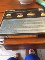 20 Canapés traiteur - Ingrediënten - fr